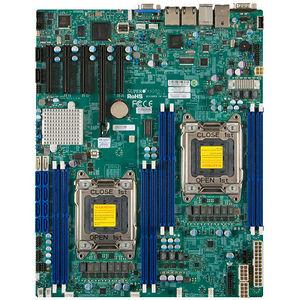 Supermicro MBD-X9DRD-IF-B Server Motherboard - Intel C602 Chipset - Socket R LGA-2011 - Bulk