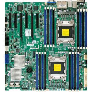 Supermicro MBD-X9DR7-LN4F-JBOD-O Server Motherboard - Intel C602 Chipset - Socket R LGA-2011