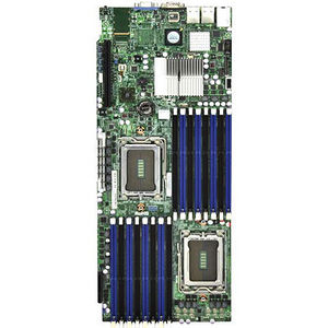 Supermicro MBD-H8DGT-HIBQF-B Server Motherboard - AMD SR5670 Chipset - Socket G34 LGA-1944 - Bulk