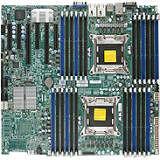 Supermicro MBD-X9DRE-TF+-O Server Motherboard - Intel C602-J Chipset - Socket R LGA-2011 - Retail