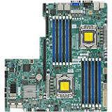 Supermicro MBD-X9DBU-3F-O Server Motherboard - Intel C606 Chipset - Socket B2 LGA-1356 - 1 x Retail