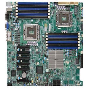 Supermicro MBD-X8DTE-O X8DTE Server Motherboard - Intel 5520 Chipset - Socket B LGA-1366 - Retail