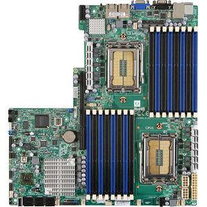 Supermicro MBD-H8DGU-B H8DGU Server Motherboard - AMD SR5670 Chipset - Socket G34 LGA-1944 - Bulk