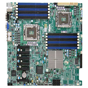 Supermicro MBD-X8DTE-F-O Server Motherboard - Intel 5520 Chipset - Socket B LGA-1366 - Retail
