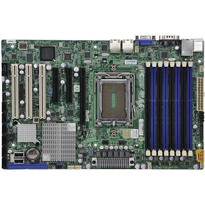 Supermicro MBD-H8SGL-F-O Server Motherboard - AMD SR5650 Chipset - Socket G34 LGA-1944 - Retail