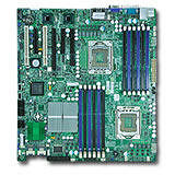 Supermicro MBD-X8DT3-LN4F-O Server Motherboard - Intel 5520 Chipset - Socket B LGA-1366 - Retail