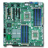 Supermicro MBD-X8DT3-F-O Server Motherboard - Intel 5520 Chipset - Socket B LGA-1366 - Retail