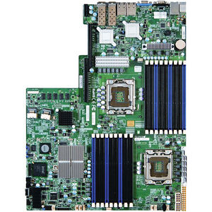 Supermicro MBD-X8DTU-6F+-B Server Motherboard - Intel 5520 Chipset - Socket B LGA-1366 - Bulk