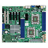 Supermicro MBD-X8DTL-I-B X8DTL-i Server Motherboard - Intel 5500 Chipset - Socket B LGA-1366 - Bulk