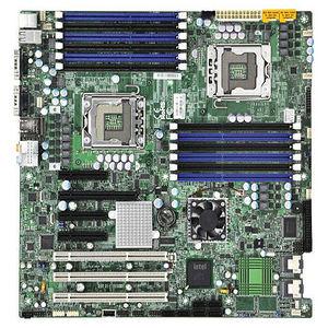Supermicro MBD-X8DAE-O Workstation Motherboard - Intel 5520 Chipset - Socket B LGA-1366 - Retail