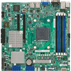Supermicro MBD-H8SML-IF-O Server Motherboard - AMD SR5650 Chipset - Socket AM3+ - Retail Pack