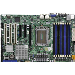 Supermicro MBD-H8SGL-B H8SGL Server Motherboard - AMD SR5650 Chipset - Socket G34 LGA-1944 - Bulk