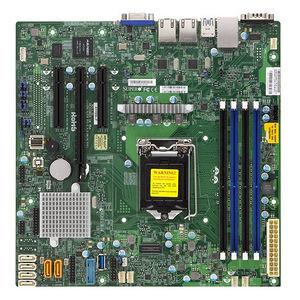 Supermicro MBD-X11SSL-F-O Server Motherboard - Intel C236 Chipset - Socket H4 LGA-1151 - Retail