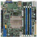 Supermicro MBD-X10SDV-F-B Server Motherboard - Intel Chipset - Socket BGA-1667 - Xeon D-1540 8 Core