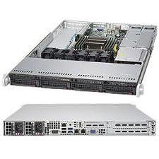 Supermicro SYS-5018R-WR Barebone System - 1U - Intel C612 Chipset - Socket LGA 2011-v3 - 1 x CPU
