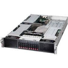 Supermicro SYS-2028GR-TR 2U Barebone System - Intel C612 Chipset - Socket R LGA-2011 - 2x CPU