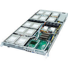 Supermicro SSG-5017R-IHDP Barebone - 1U Rack-mountable - Intel C204 Chipset - Socket H2 LGA-1155
