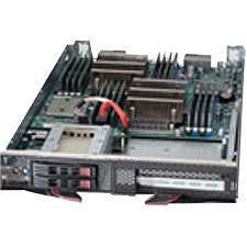 Supermicro SBI-7127R-SH Barebone - 42U Blade - Intel C602 Chipset - Socket R LGA-2011 - 2 x CPU