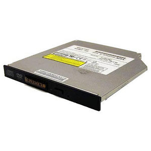 Supermicro DVM-TEAC-DVD-SBT1 DVD-Reader - Black