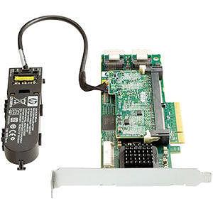 HP 578230-B21 Smart Array P410 8-port SAS RAID Controller