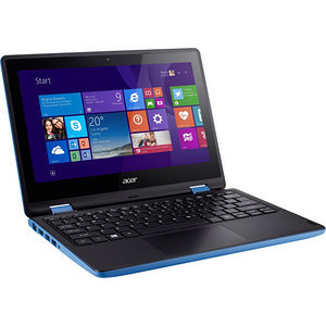 "Acer NX.G0YAA.014 Aspire R3-131T-C0B1 11.6"" Touchscreen LCD Notebook - Celeron N3150 4 Core 1.6 GHz"