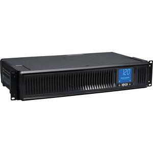 Tripp Lite SMART1500LCDXL UPS Smart 1500VA 900W Rackmount AVR 120V LCD USB DB9 Extended Run 2URM