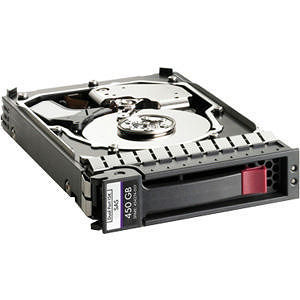 "HP 516816-B21 450 GB 3.5"" Internal Hard Drive - SAS"
