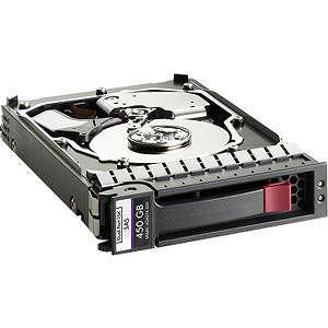 "HP 516830-B21 600 GB 3.5"" Internal Hard Drive - SAS"