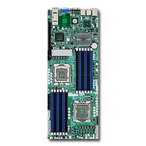 Supermicro MBD-X8DTT-IBQF-B Server Motherboard - Intel 5520 Chipset - Socket B LGA-1366 - Bulk