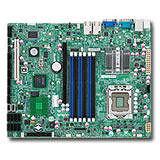Supermicro MBD-X8STI-LN4-B Server Motherboard - Intel X58 Express Chipset - Socket B LGA-1366