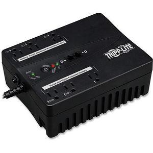 Tripp Lite ECO350UPS UPS 350VA 180W Eco Green Battery Back Up Compact 120V USB RJ11