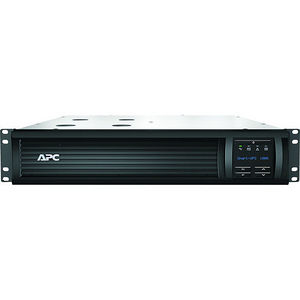 APC SMT1500RM2U Smart-UPS 1440VA 1000W Rack-mountable UPS