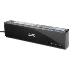 APC P8V Premium 8-Outlets Surge Suppressor