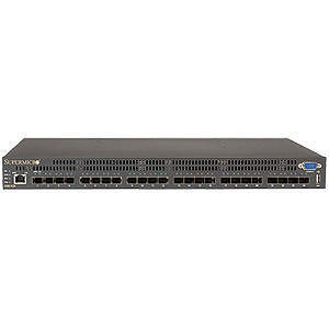 Supermicro SSE-X24S Layer 3 Switch