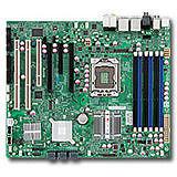 Supermicro MBD-X8SAX-B X8SAX Desktop Motherboard - Intel Chipset - Socket B LGA-1366 - Bulk Pack