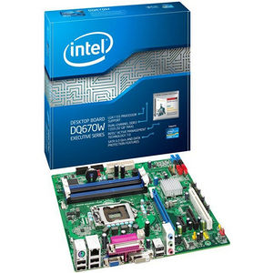 Intel BOXDQ67OWB3 Executive DQ67OW Desktop Motherboard - Chipset - Socket H2 LGA-1155