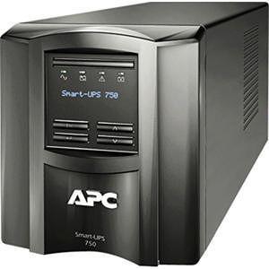 APC SMT750I Smart-UPS 750 VA 500W Tower UPS