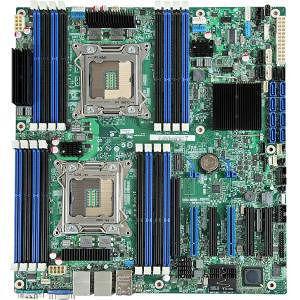 Intel DBS2600CP4 S2600CP4 Server Motherboard - Chipset - Socket R LGA-2011 - 1 Pack