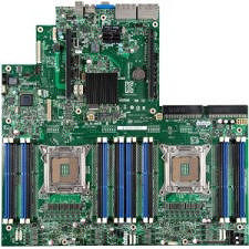 Intel S2600GZ4 Essential S2600GZ Server Motherboard - Chipset - Socket R LGA-2011 - 1 Pack