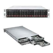 Supermicro AS-2122TG-HTRF 2U Rack Barebone - AMD SR5670 Chipset - 4 Nodes - 2X Socket G34 LGA-1944