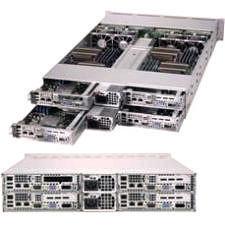 Supermicro AS-2022TG-HLIBQRF 2U - AMD SR5690 Chipset - 4 Nodes - Socket G34 LGA-1944 - 2x CPU