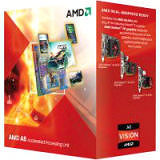 AMD AD3870WNZ43GX A8-3870 Quad-core (4 Core) 3 GHz Processor - Socket FM1 - 1 Pack