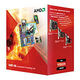 AMD AD3870WNGXBOX A8-3870 Quad-core (4 Core) 3 GHz Processor - Socket FM1 Retail Pack