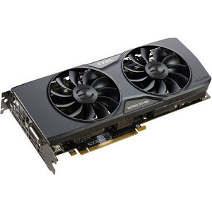 EVGA 02G-P4-2957-KR GeForce GTX 950 Graphic Card - 1.19 GHz Core - 2 GB GDDR5 - PCIE 3.0 x16