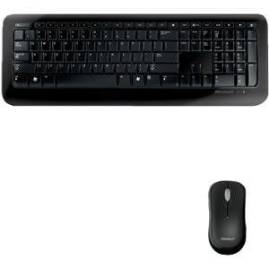 Microsoft 2LF-00004 Wireless Desktop 800 Keyboard & Mouse