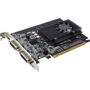 EVGA 01G-P3-2616-KR GeForce GT 610 Graphic Card - 810 MHz Core - 1 GB DDR3 SDRAM - PCIE 2.0 x16