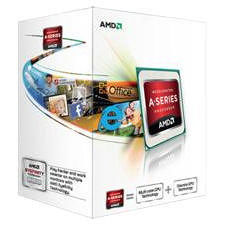 AMD AD5700OKA44HJ A10-5700 Quad-core (4 Core) 3.40 GHz Processor - Socket FM2 OEM Pack