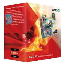 AMD AD5500OKA44HJ A8-5500 Quad-core (4 Core) 3.20 GHz Processor - Socket FM2 OEM Pack
