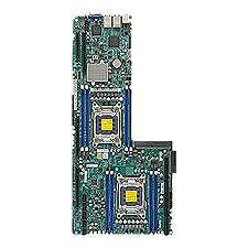 Supermicro MBD-X9DRG-HF-B Server Motherboard - Intel C602 Chipset - Socket R LGA-2011 - Bulk