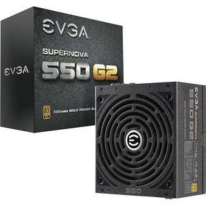 EVGA 220-G2-0550-Y1 SuperNOVA 550 G2 Power Supply
